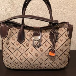 Dooney & Bourke Small Double Handle tote